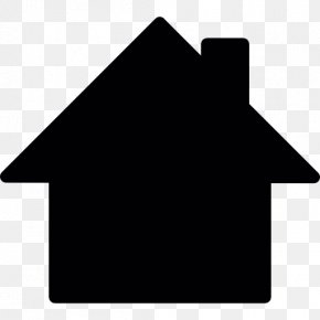 House - White House Silhouette Building Clip Art PNG