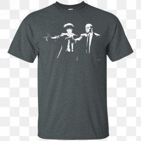 T-shirt - T-shirt Hoodie Gildan Activewear Top PNG