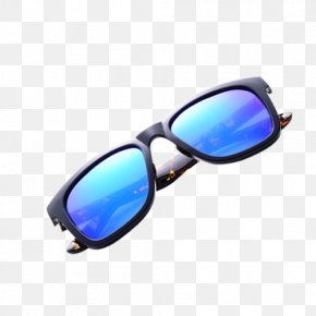 Blue Sunglasses - Goggles Blue Sunglasses PNG
