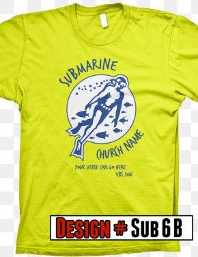 T-shirt - T-shirt Clothing Shipwrecked: Vacation Bible School (VBS) PNG