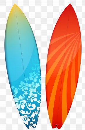 Surfboards Clipart Image - Surfboard Surfing Clip Art PNG