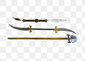 Sword Halberd Appliance - Sword Pole Weapon Ji PNG