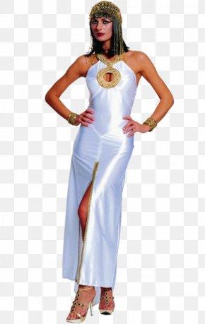 Pharaoh Costume - Ancient Egypt Costume Clothing Pharaoh Egyptian Language PNG