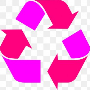 Recycling Signs Printable - Paper Recycling Symbol Plastic Clip Art PNG