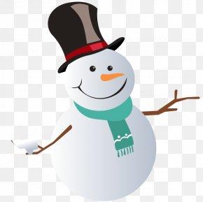 Snowman Pattern - Snowman Winter PNG