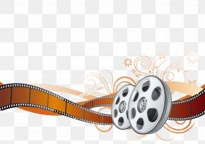 Vector Color Film Reel Movie - Film Cinema Royalty-free Clip Art PNG