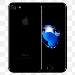 Apple - Apple IPhone 7 Plus Jet Black PNG