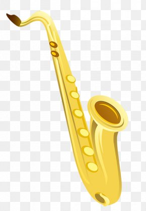 Musical Instruments - Baritone Saxophone Musical Instruments Piano Illustration PNG