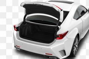 Car Trunk - Car Lexus RC Lexus LFA Lexus SC PNG
