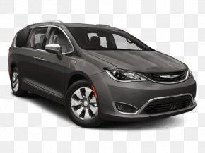 Dodge - 2018 Chrysler Pacifica Hybrid Limited Passenger Van Dodge Minivan Car PNG
