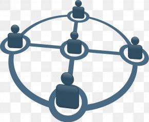 Computer Network Clipart - Computer Network Social Network Clip Art PNG