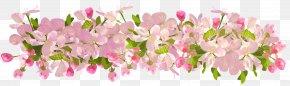 Spring Decoration Transparent Clip Art Image - Spring Clip Art PNG