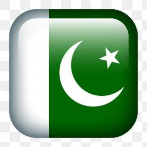 Flag - Flag Of Pakistan National Emblem PNG