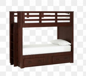 Bed Aesthetic Element - Bunk Bed Bedroom Furniture Nursery PNG