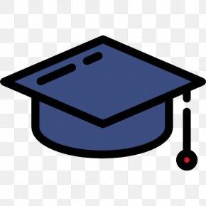 49 Degree - Square Academic Cap Graduation Ceremony Clip Art PNG