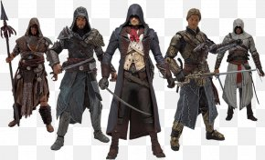 Assassin's Creed II Assassin's Creed IV: Black Flag Ezio Auditore Action & Toy Figures PNG