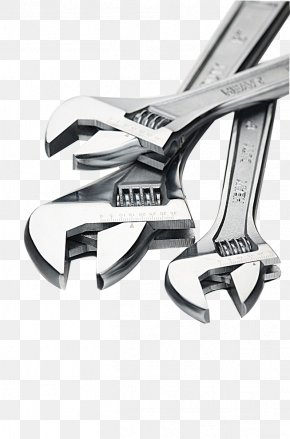 Hardware Tools Wrench - Hand Tool Wrench Adjustable Spanner PNG
