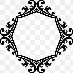 Design - Decorative Arts Ornament Picture Frames Clip Art PNG