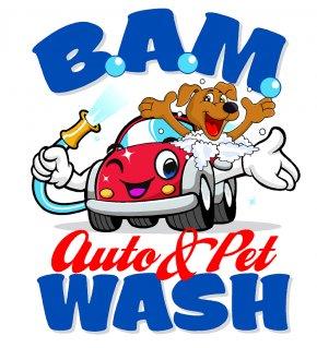 Car Wash Graphics - Car Wash Logo Clip Art PNG