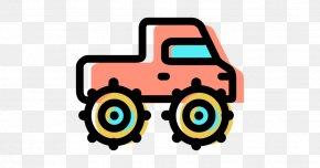 Car - Car Bigfoot Clip Art: Transportation Vector Graphics PNG