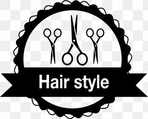 Hairdresser - Comb Beauty Parlour Hairstyle Hairdresser Scissors PNG