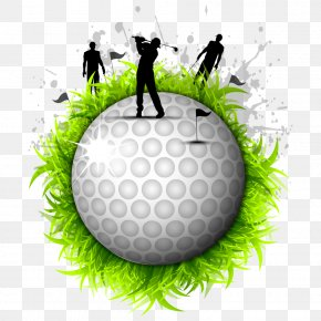 Golf - Golf Club Golf Ball Golf Course PNG