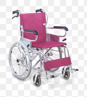 Wheelchair - Motorized Wheelchair Disability Pink Permobil AB PNG