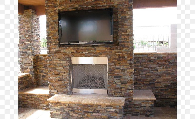 California Stone Veneer Rock Fireplace Tile Png 769x500px