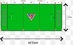 American Football - Flag Football Sports Venue American Football Field Football Pitch PNG