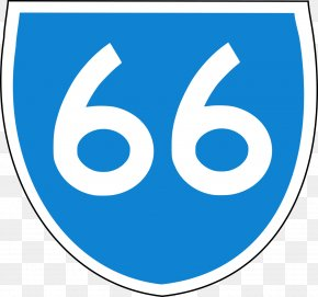 Route - U.S. Route 66 Road Highway 1 Route Number Melbourne PNG
