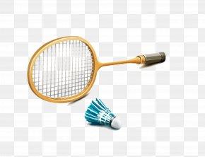 Badminton Racquet - U7fbdu6bdbu7403u6280u672fu56feu89e3 Badminton Racket PNG