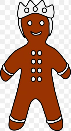 Many Love - The Gingerbread Man Gingerbread House Ginger Snap Clip Art PNG