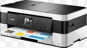 Paper Sheet - Brother Industries Inkjet Printing Multi-function Printer PNG