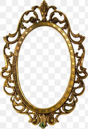 Mirror - Picture Frames Decorative Arts Mirror Clip Art PNG