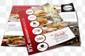 Restaurant Flyer - Restaurant Food Graphic Design Advertising PNG