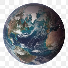 Earth - The Blue Marble Earth Analog NASA Planet PNG