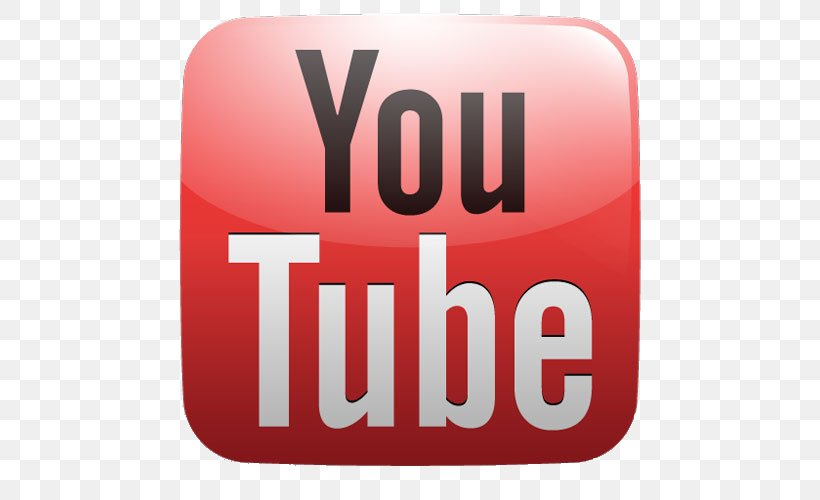 YouTube Logo Icon, PNG, 500x500px, Youtube, Blog, Brand, Facebook, Logo Download Free