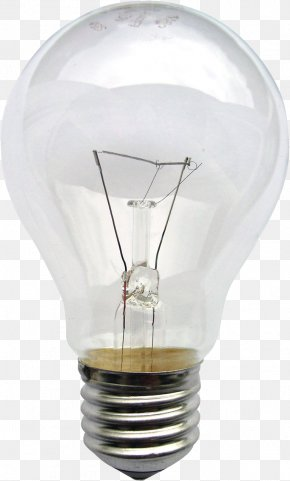 Bulb Image - Incandescent Light Bulb Lighting LED Lamp Compact Fluorescent Lamp PNG