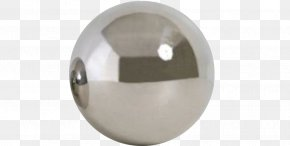 Steel Ball - Stainless Steel Metal Manufacturing Chrome Steel PNG