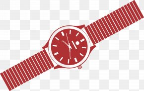 Watch - Watch Bracelet Illustration PNG