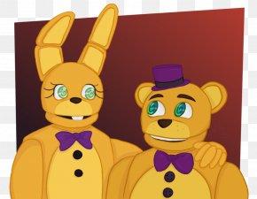Easter - Easter Bunny Mammal Cartoon Desktop Wallpaper PNG
