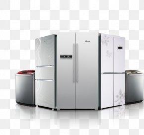 Refrigerator - Refrigerator Sales Promotion Icon PNG