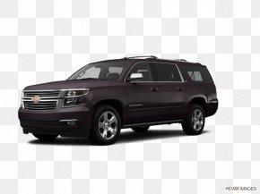 Suburban Roads - 2016 Chevrolet Suburban Car GMC Buick PNG