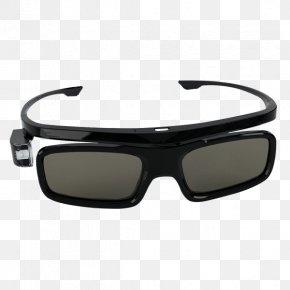 Glasses - Glasses Goggles Polarized 3D System Cinema 3D Film PNG