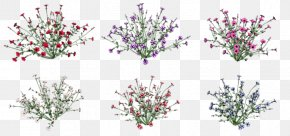 Watercolor Flowers Creative Floral Pattern Material - Watercolor: Flowers Painting Flowers Watercolor Painting PNG