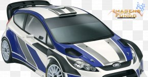 WORLD - Ford Fiesta RS WRC World Rally Championship Paris Motor Show MINI PNG