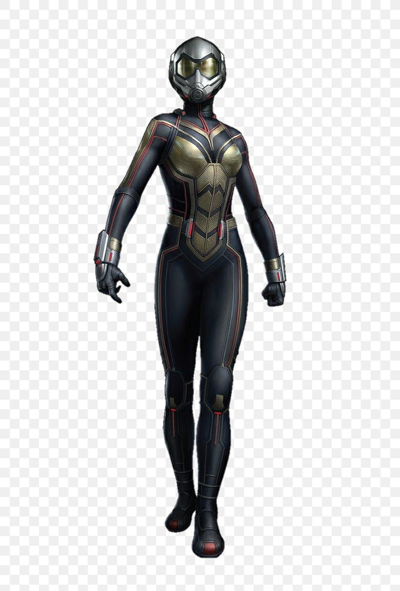 Wasp Hope Pym Ant Man Marvel Cinematic Universe Avengers