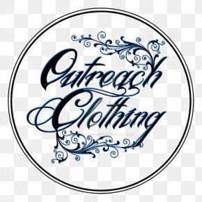 Clothing Logo - Clothing Calligraphy Brand Logo Font PNG
