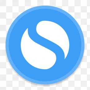 SimpleNote - Blue Text Brand Trademark PNG