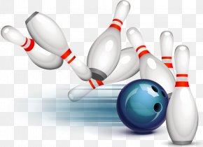 Play Bowling - Bowling Ball Bowling Pin Ten-pin Bowling Strike PNG